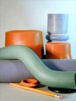 Fabric-Reinforced Rubber Hoses