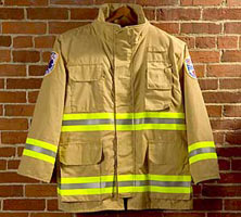 Urban Search and Rescue Gear made with PBI TurtleSkin