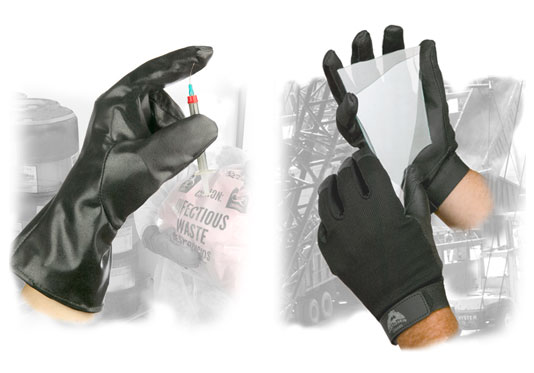 Safety and Law Enforcement Protective Gloves
