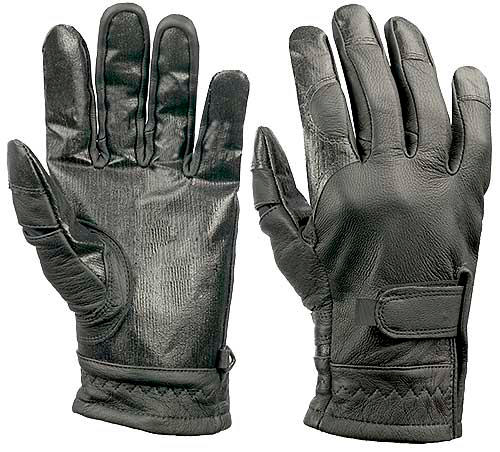 TurtleSkin Utility Gloves provide needlestick protection